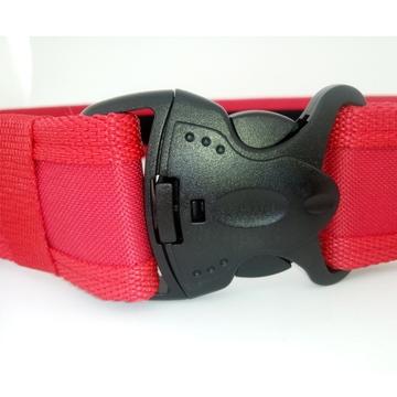 Cinturão de Bombeiro vermelho
