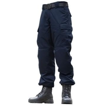 Caças Tácticas Tipo 5.11 com elástico na cintura