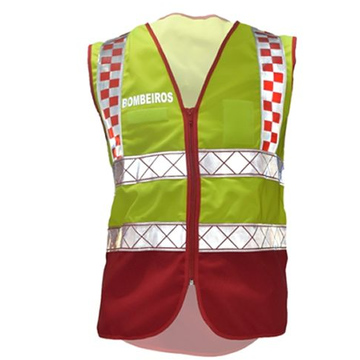 Red Reflector Vests For...