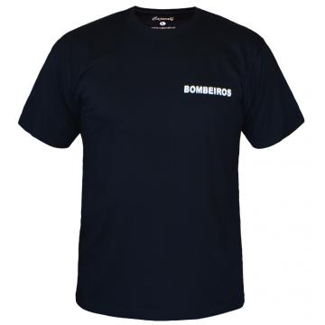 T-shirt Bombeiro - 190 gramas